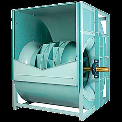 Вентиляторы центробежные под ременной привод