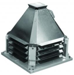 Крышные радиальные вентиляторы дымоудаления
