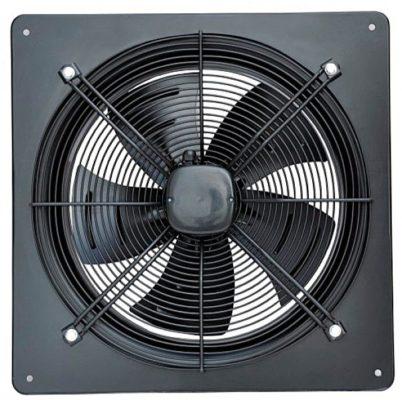 Осевые вентиляторы