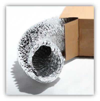 Алюминиевые гибкие воздуховоды