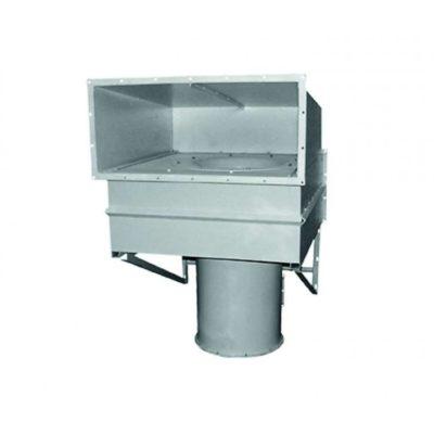 Пристенные радиальные вентиляторы дымоудаления